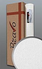Struktur-Tapete EDEM 83104BR70 Überstreichbare Vliestapete strukturiert in Holzoptik matt weiß | 106 m2 1 Karton 4 Rollen