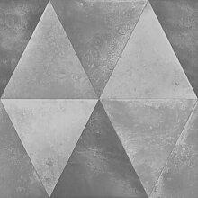Strukturierte Tapete Caden 10,05 m x 53 cm Muriva