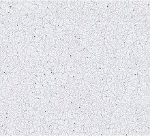 Strukturierte Tapete Craquelé 10 m x 53 cm