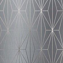 Strukturierte Tapete Kayla 10,05 m x 53 cm Muriva