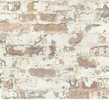Strukturierte Tapete Paul Bergmann Berlin 10 m x