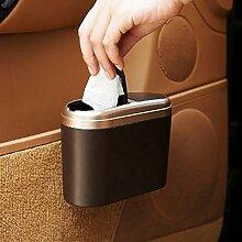 STSERI Auto-Mülleimer, Abfallbehälter aus