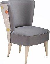 Stuart Jones Igel Hepburn Stuhl mit gepolsterten, 82x 67x 63cm, mehrfarbig