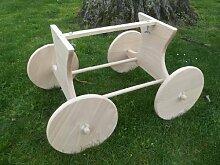 Stubenwagenuntergestell, Untergestell für Babywiege
