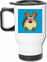 Studio Ghibli Totoro Dog Snapchat Filter 473 ml