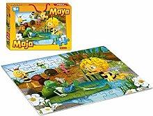STUDIO100 Maya Floor Puzzle (63 Pieces) by