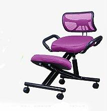 Stühle FEI Bequem Kniestuhl mit Rückenlehne -