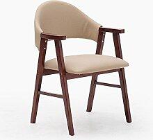 Stühle FEI Bequem Massivholz Esszimmerstuhl mit