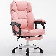 Stühle Home-Office, Computer Chef Liege Massage Siesta Sitz Fußstütze (zwei Arten, Farbe optional) (Farbe : C-2)