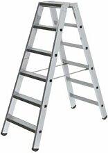 Stufen-Stehleiter, beidseitig - Ausführung