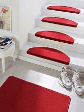 Stufenmatte, Fancy, HANSE Home, stufenförmig,