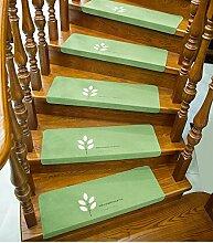 Stufenmatte Treppenstufe rutschfest mit Luminous