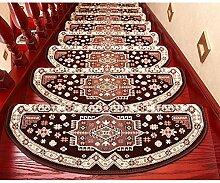 Stufenmatten Treppen-Teppich Rutschfest