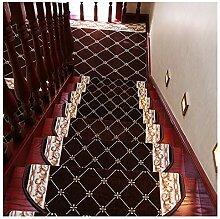 Stufenmatten Treppen-Teppich Selbstklebend 65x24