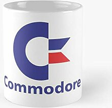 Stuff Long Commodore Logo Sleeve Best 11 oz