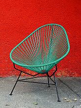 Stuhl Acapulco Chair Acapulco Design türkis,