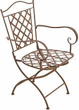 Stuhl Adara-antik_braun