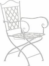 Stuhl Adara-antik_weiß