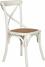 Stuhl aus Holz Stil Thonet 46x 42x 88cm