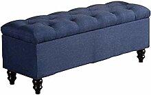 Stuhl Europäischer Stil Betthocker Sofa-Hocker