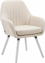 Stuhl Florian-creme-Weiß
