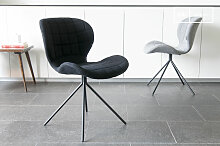 Stuhl Hetsik Black skandinavisches Design
