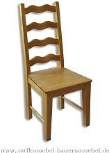 Stuhl Holzstuhl Lehnstuhl Küchenstuhl Massivholz