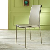 Stuhl in Cappuccino stapelbar (4er Set)