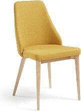Stuhl - Jasper - Gelb
