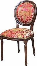 Stuhl Klassischer Stil gepolster