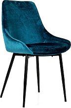 Stuhl - Mani - Nachtblau