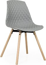 Stuhl - Mattia 2.0 - Grau