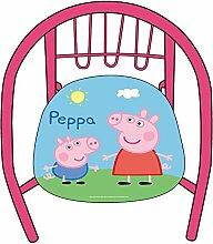 Stuhl metall Peppa Pig