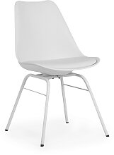 Stuhl - Minimal - Weiß