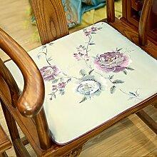 Stuhl-pad/ massivholz stuhl kissen-B 44x50cm(17x20inch)