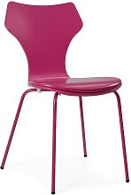 Stuhl - Pop Up - Fuchsia