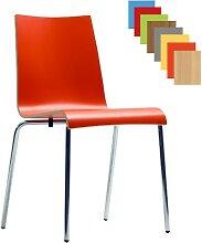 Stuhl ROMAN HPL - stapelbar