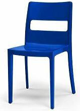 Stuhl Scab Stuhl Sai blau