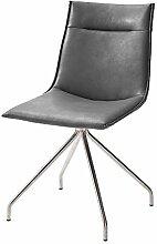 Stuhl Set für Esszimmer modern (2er Set) Pharao24