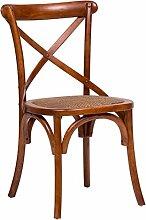 Stuhl Thonet aus massivem Eschenholz