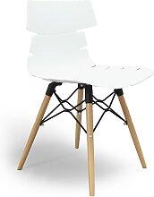 Stuhl - Vito - Weiß