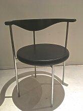 Stuhl von Frederik Sieck für Fritz Hansen, 1960er