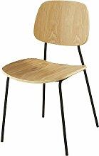 Stuhl, zweifarbig Marny
