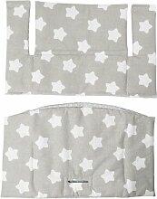 Stuhlauflage-Set Sterne  für Tripp Trapp
