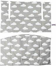 Stuhlauflage-Set Wolken für Tripp Trapp Hochstuhl