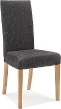 Stuhlhusse Paula, beige (Stuhl 40/60 cm)