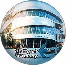 Stuttgart Mercedes Museum Deutschland
