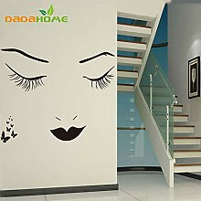 Stycars® Wall Sticker, Diy Long Eyelashes Beauty