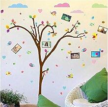 Stycars®, Wall Stickers, Tree Leaf Photo For Sofa