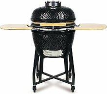 Style'n Cook Kamado BBQ Keramik-Grill Røg